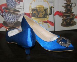 Venta caliente señaló la convergencia de la moda Zapatos de Vestir chicas