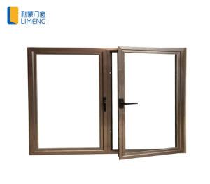 좋은 견고 알루미늄 합금 내부 여닫이 창 Windows