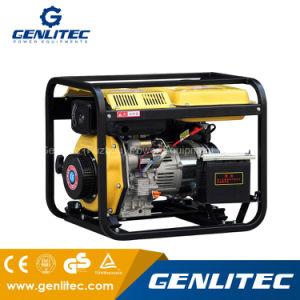 2.8/3.0kw seul vérin refroidi par air générateur diesel portable