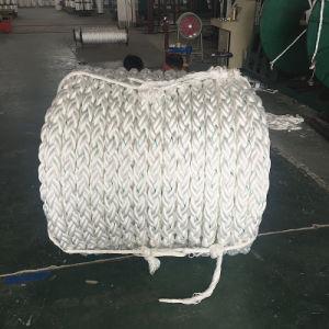 ロープの海兵隊員ロープを繋ぎ止める高品質12の繊維UHMWPEのポリエステルによってカバーされる沖合いロープかナイロン/PP /Polyester