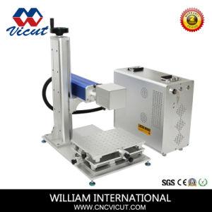 Super Rápido Ipg 20W, máquinas de marcado láser de fibra