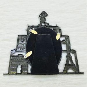 Sin MOQ! La decoración personalizada de embarcaciones de aleación de zinc metal London Bridge foto/imagen (008)