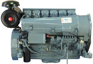 112kw de Dieselmotor Bf6l913G van de Machines van de Bouw Deutz van de Luchtkoeling