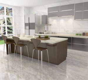 24X48 de Moderne Tegel van uitstekende kwaliteit van het Porselein van het Exemplaar van de Stijl Marmeren Witte Verglaasde voor Muur en Vloer