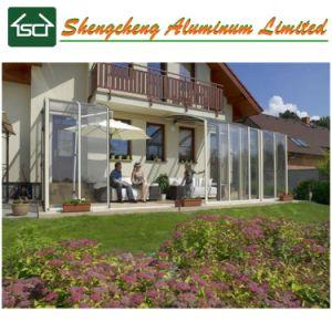 Veranda di vetro della Camera del migliore di vendita Sunroom/di alluminio facile di stile elegante bello DIY