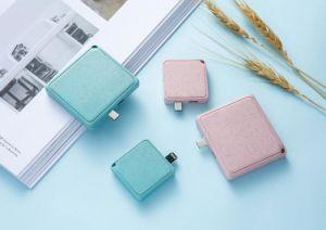 Reciclar el colorido de Emergencia Cargador Mini Power Bank