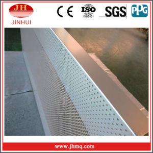 Comitati di alluminio perforati del metallo con gli angoli con i piedini uguali