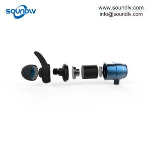 販売法のスポーツの耳のイヤホーンの黒の携帯電話のBluetoothの熱いイヤホーン