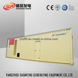 Mtu 1375kVA Groupe électrogène diesel de puissance électrique avec Dynamo sans balai
