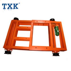 二重ガードの天井クレーンのための5ton複線のトロリー/車