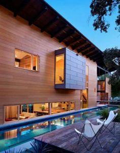 ASA-PVC Co-Extruded composto de plástico de madeira WPC parede exterior do painel de revestimento de cobertura decorativa