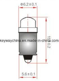 Ba серии LED миниатюрные лампы указателя поворота с маркировкой CE