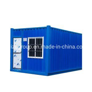 Muebles prefabricados toda clase de un contenedor ignífugo de alimentación de la fábrica de la casa