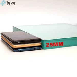 Temperable 25мм прозрачный лист выравнивания стекла (W-TP)