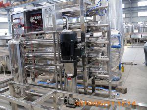 Unità automatica completa di osmosi d'inversione per acqua potabile