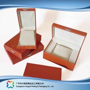 [ووودن/] ورق مقوّى ساعة/مجوهرات/هبة عرض ثبت يعبّئ صندوق ([إكسك-هبج-029])
