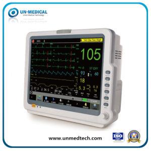 Monitor de signos vitales veterinarios VET Monitor de Paciente con parámetros múltiples.