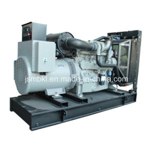elektrisches Dieselset des Generator-48kw/60kVA angeschalten von Perkins Engine