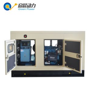 無声Biogasの発電機の販売のための防音の天燃ガスの発電機