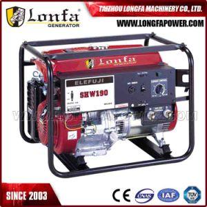 generatore della saldatura della benzina di Egnine Gx390 5kw della benzina 188f