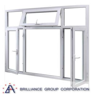 호주 기준을%s 가진 건축재료 알루미늄 여닫이 창 Windows
