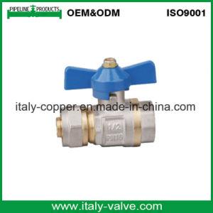 Heißes verkaufencer-Komprimierung-Enden-Kugelventil (AV-BV-2029)