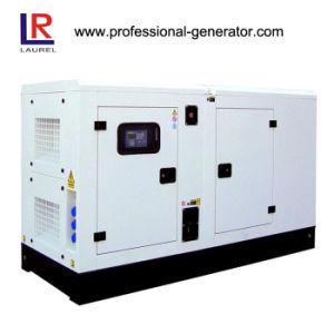 Refrigeración por agua 12kVA Generador Diesel insonorizado trifásico con AC