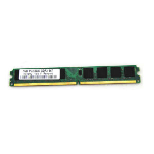 Без нее 64МБ*8 Основной объем 1 ГБ ОЗУ DDR2 для настольных ПК