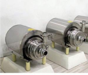 CIP-Pumpen-Selbstgrundieren-Pumpen-Schleuderpumpe-Milch-Pumpe