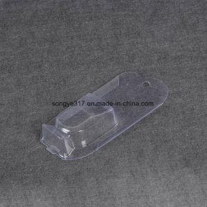 Claro Floding PVC envases de plástico Juguetes