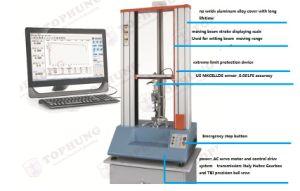 En una única columna de elongación de probador de cable de fuerza (TH-8203S)