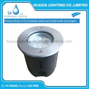Светодиоды высокой мощности 9 Вт Водонепроницаемый светодиодный индикатор Underwate из нержавеющей стали