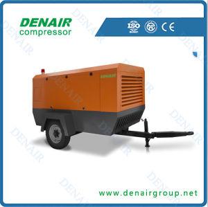 Compresor de aire eléctrico portátil (12m3/min 14bar)