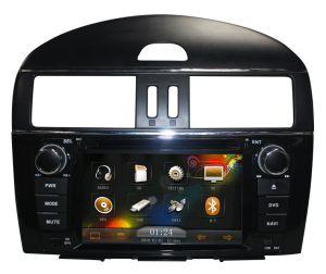 닛산 낮은 성냥 Tiida (CR-8365)를 위한 GPS를 가진 7 인치 차 DVD 플레이어