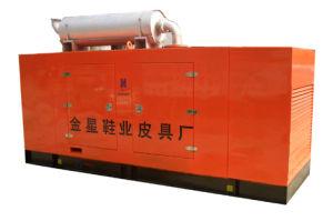 Gruppo elettrogeno diesel senza rumore (HCM413)