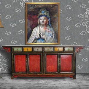 Governo cinese del lato della mobilia antica (ART-016)