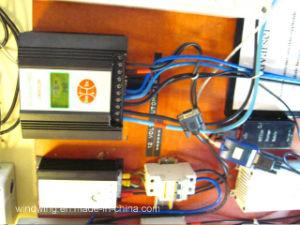 600W sistema gerador de energia eólica com DC ao Inversor CA