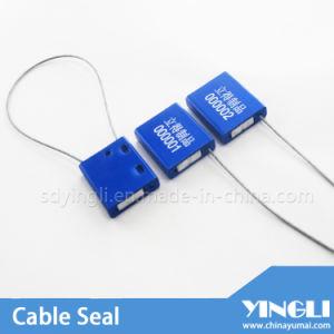 Selo apertado do cabo da tração descartável da alta qualidade