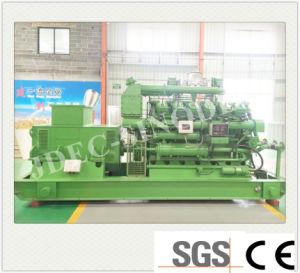 Energien-Erdgas Genset des Motor-500kw leiser Generator