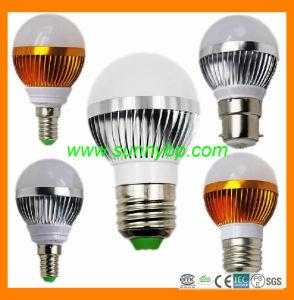 B22 3W LED Bulbs mit IEC62560
