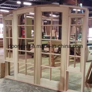 Design em Arco de madeira maciça com barras Colonial