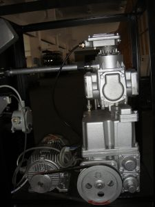 Para dispensador de combustible Bomba de combinación