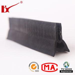 Las tiras de caucho extruido impermeable duradera