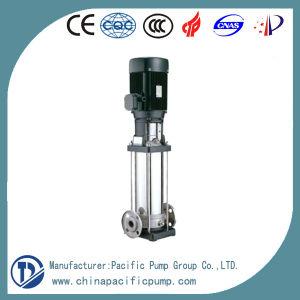 De verticale Meertrappige CentrifugaalPomp van de Pijpleiding (CDL)