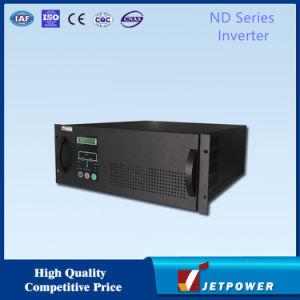 Série ND 220VDC em/220VAC fora inversor com certificação CE (1kVA~30kVA)