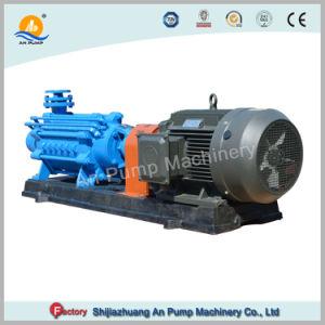 Móvil eléctrico de la lucha contra incendios en varias etapas de la bomba de agua a alta presión