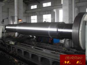 Casted SAE4140 SAE8630の鋼鉄ローラーの鍛造材