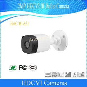 De Videocamera van kabeltelevisie van de Veiligheid van de Kogel van Hdcvi IRL van Dahua 2MP (hac-B1A21)
