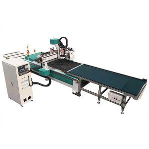 Máquina de corte de gravura CNC armários