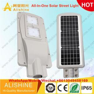 Il LED esterno ha integrato tutti in un'indicatore luminoso di via/lampada/illuminazione solari